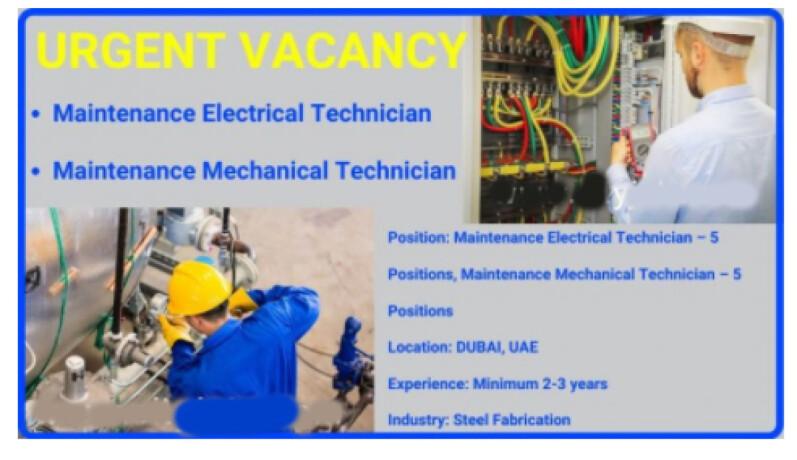 maintenance-electrical-technician-maintenance-mechanical-technician-dubai-uae-big-0