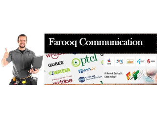 SALESMAN REQUIRED- Part time (Farooq Communication Shop)