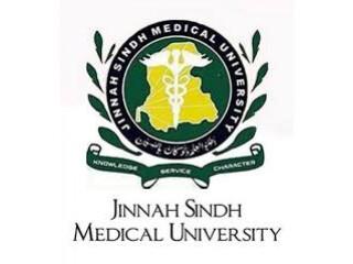 Jinnah Sindh Medical University JSMU - JOB Opportunity