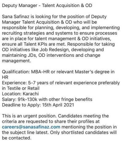 deputy-manager-sana-safinaz-talent-acquistion-od-jobs-in-karachi-jobs-in-pakistan-hr-job-big-1