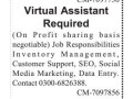 virtual-assistant-required-jobs-in-lahore-jobs-in-pakistan-small-0