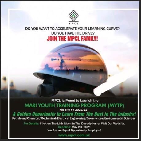 mari-youth-training-program-mytp-jobs-in-pakistan-big-1