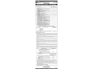 DRIVER // SEPOY// NAIB QASID// - FBR Government of Pakistan Revenue Division -  Jobs in Pakistan    FBR Jobs 