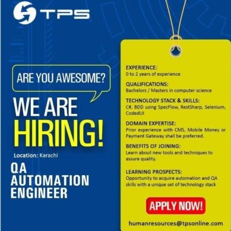 qa-automation-engineer-tps-jobs-in-karachi-jobs-in-tps-big-0