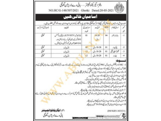 ROLLER DRIVER // چوکیدار// CLEANER // HELPER// KULLI // ہیلدار - | Government Jobs|| Highway Division Jobs|
