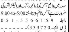 driver-cook-electrician-required-jobs-in-rawalpindi-jobs-in-islamabad-big-0