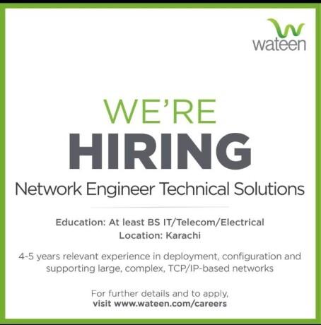 network-engineer-technical-solutions-wateen-network-jobs-in-karachi-jobs-in-karachi-big-1
