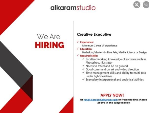 creative-executive-required-alkaram-studio-jobs-in-karachi-jobs-in-pakistan-big-0