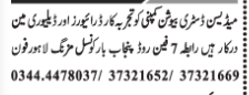 driverdelivery-man-for-medicine-distribution-company-jobs-in-lahore-jobs-in-pakistan-big-0