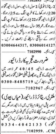 driver-6-positions-jobs-in-lahore-driver-jobs-in-lahore-big-0