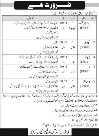 upper-division-clerk-composer-chowkidar-mali-usm-ordinance-college-government-jobs-big-0