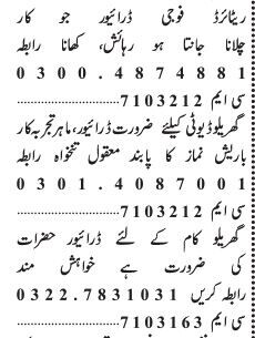 drivers-3-positions-jobs-in-lahore-driver-jobs-in-lahore-big-0