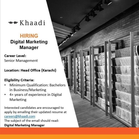digital-marketing-manager-lead-it-operations-textile-designer-khaadi-jobs-in-khaadi-jobs-in-karachi-big-0