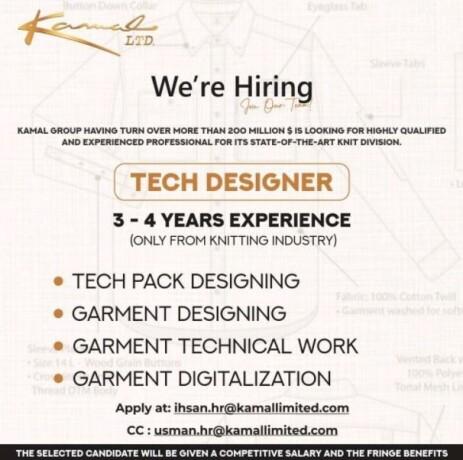 tech-pack-designing-garment-designing-garment-technical-work-garment-digitalization-tech-designer-kamal-group-jobs-in-lahore-big-0