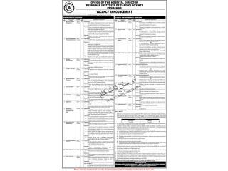 Peshawar Institute of Cardiology ( VACANCIES)- |Jobs in Peshawar, KPK||Peshawar Institute of Cardiology ||Jobs in Peshawar 2021|