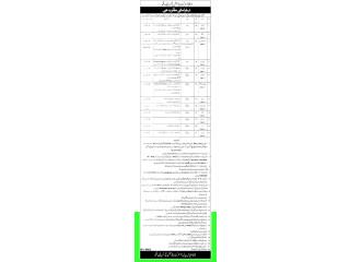 GOVT JOBS-Toba Tek Singh - باورچی ,موزن خادم ,نائب قاصد Stenographers, Caretaker, Assistant Librarian, Computer Operators & Hardware, Junior Auditors,